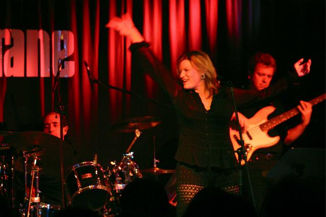 Singer-songwriter Kara Johnstad, photo by Stephan Eich