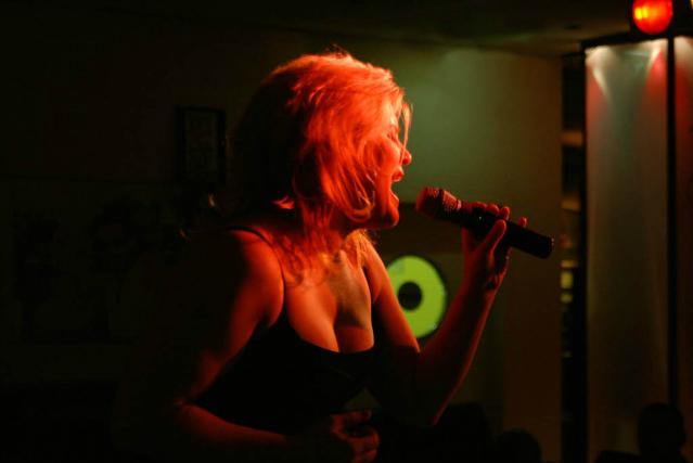 Singer-songwriter Kara Johnstad, copyright by Kara Johnstad