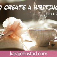 How To Create a Writing Space You Will Love