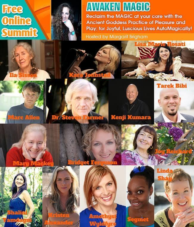 awaken magic summit .- Kara Johnstad - Voice Visionary