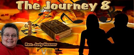 The Journey 8 is an inter-faith talk show with host Rev Judy Hosner