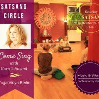 SATSANG CIRCLE - Music & Meditation