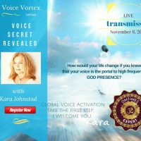 LIVE WEBINAR - Voice Secret Revealed