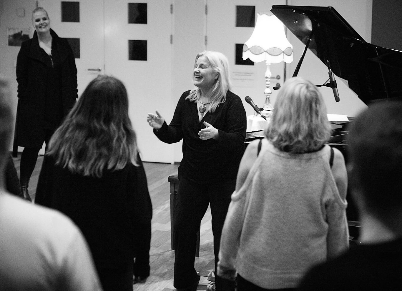 Keynote talk by Kara Johnstad: Activating the Voice Vortex Energy