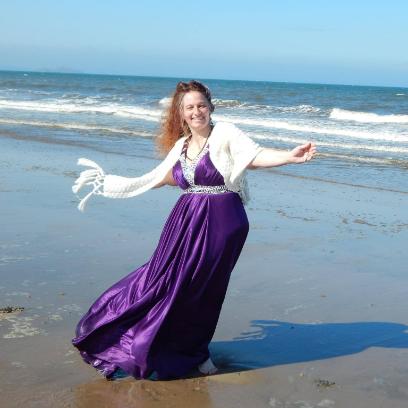 Lady Nenari, Princess of the Sea, Lady of Glencoe, Highlands Scotland – The Power of Meditational Hypnosis