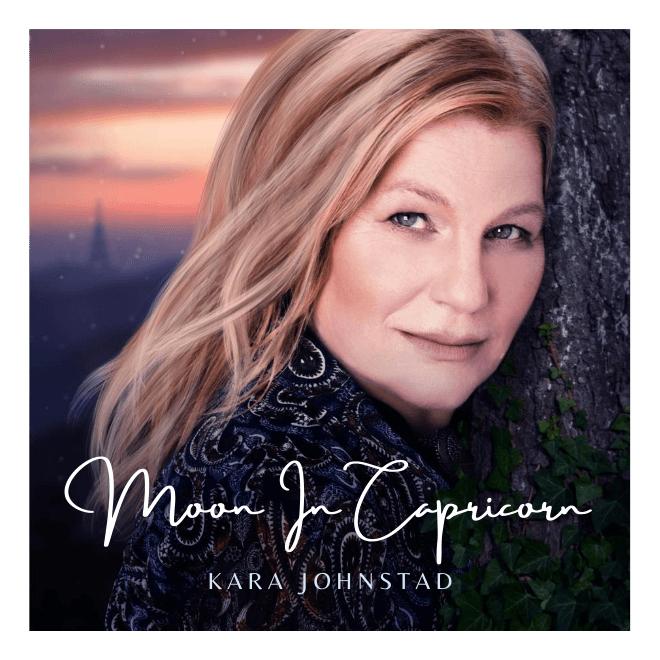 New album released: Moon In Capricorn by Kara Johnstads